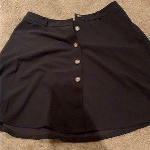 Dresses & Skirts - Button skirt